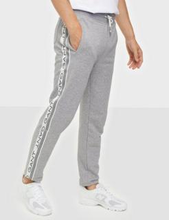 Gant O1. Gant Archive Stripe Pants Bukser Grey Melange