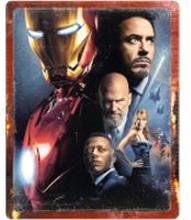 Iron Man - 4K Ultra HD (Inkl. 2D Blu-ray) Zavvi Exklusives Steelbook