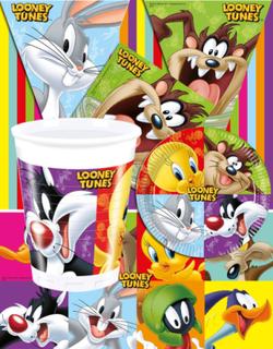 Festpakke for 8 Personer - Looney Tunes