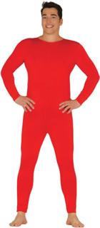Rød Jumpsuit/Bodysuit til Mann