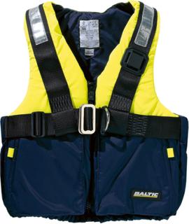 Seglarväst Offshore Baltic-Yellow-30 - 40 kg