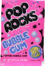 1 stk Pop Rocks Crackling Gum med Tuggummi Smak (USA Import)