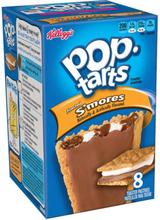 8 pk Kellogg's Pop Tarts S'mores (USA Import)