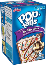 8 pk Kellogg's Pop Tarts Hot Fudge Sundae (USA Import)