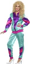 80-talls Turkis Grilldress Kostyme