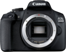 EOS 2000D Body - Black