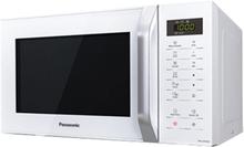 Mikrobølgeovnen med Grill Panasonic Corp. NN-K35HWM 23 L Hvid