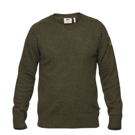 Fjällräven Övik Re Wool Sweater (2018) Dam Tröja Svart S