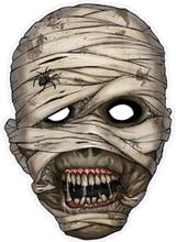Creepy Mummy - Pappmaske