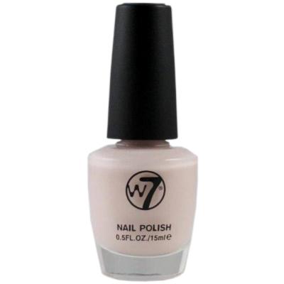 W7 Nailpolish 138 Bare 15 ml