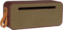 Kreafunk aMove højtaler med powerbank i plum