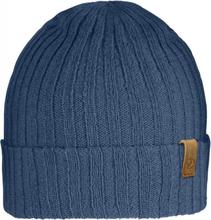 Fjällräven Byron Hat Thin Herre luer Blå OneSize
