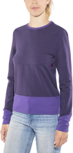 E9 Kat Fleece Jacket Dame purple S 2017 T-skjorter langermet