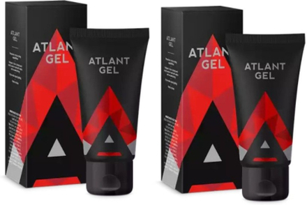 Atlant Erection/Delay/Penisförstorande Gel 2 st spara 8%