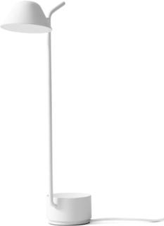 Menu Peek Bordlampe - Hvid