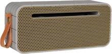 Kreafunk aMove højtaler med powerbank i grå