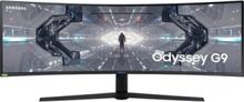 """49 """" Skærm Odyssey G9 C49G95TSSU - Sort - 1 ms NVIDIA G-SYNC"""
