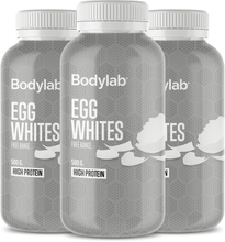 Bodylab Egg Whites (500 g)