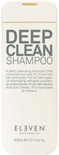 Deep Clean Shampoo, 300 ml