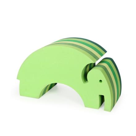 bObles Elephant - Multi green