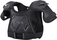 O'Neal Peewee Chest Guard black XS-S 2020 Bryst- og Ryggbeskyttere