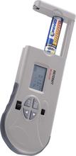 VOLTCRAFT Batteritestare MS-229 LCD Mätområde (batteritestare) 1,2 V, 1,5 V, 3 V, 9 V, 12 V Batteri, Batteri MS-229 LCD