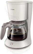 Philips Kaffebryggare Vit 1000W