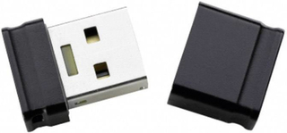 Intenso Micro Line USB-flashdrev 8 GB Sort 3500460 USB 2.0