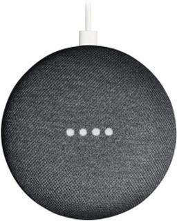 Google Home Mini - Charcoal