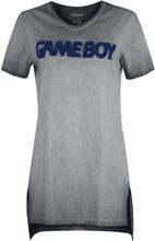 Nintendo - Game Boy -T-skjorte - grå