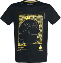 Pokémon - Enton -T-skjorte - svart