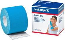 Leukoplast Leukotape K Blå 5 cm x 5 m