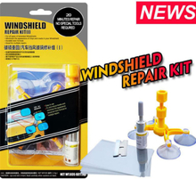 Windshield Repair Kits Diy Car Window Repair Tools Glass Scratch