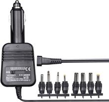 VOLTCRAFT DC/DC-omvandlare 12 V/DC, 24 V/DC - 1.5 V/DC, 3 V/DC, 4.5 V/DC, 6 V/DC, 7.5 V/DC, 9 V/DC, 12 V/DC/1.2 A 14.4 W