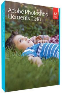 Adobe Photoshop Elements 2018 -   PC/Mac  