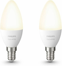 Philips Hue White 5,5W E14, 2-pack, Bluetooth