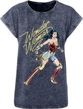 Wonder Woman - -T-skjorte - mørkeblå