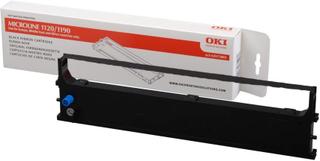 Färgband OKI 43571802 Original ML1120 ML1190 Passar till skrivarmärke: OKI Svart 1 st