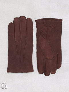 Gant Classic Suede Gloves Hansker og votter Black Coffee