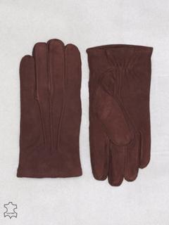 Gant Classic Suede Gloves Hansker og votter Black Coffee