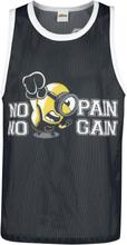 Minions - No Pain, No Gain -Trikot - svart