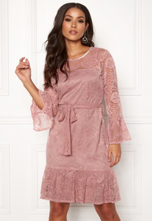 Sisters Point WD-33 Dress 586 Dusty Rose XS
