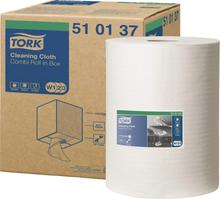 Rengöringsduk TORK Premium 1 lager Vit 1 st