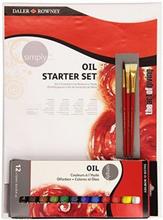 Starterset för oljefärg - 16 delar