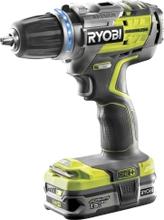 Borr-/Skruvdragare Ryobi One+ R18DDBL-LL15S, 18 V