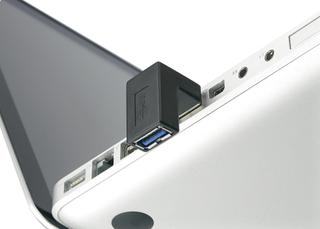 Renkforce USB 3.0 Adapter [1x USB 3.2 Gen 1 A hane (USB 3.0) - 1x USB 3.2 Gen 1 A hona (USB 3.0)]