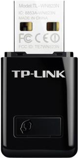 WLAN-stik TP-LINK TL-WN823N USB 2.0 300 Mbit/s 2.4 GHz
