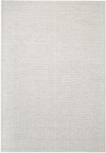 vidaXL Matta sisallook inomhus/utomhus grå 120x170 cm