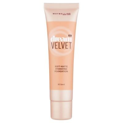 Maybelline Dream Velvet Foundation 30 Sand 30 ml