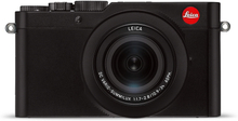 Leica D-Lux 7 Svart, Leica